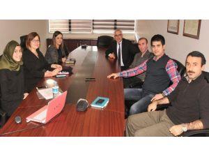"""""""Sizde El Uzatın"""" TUBİTAK Projesi Tanıtıldı"""