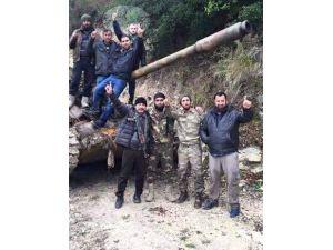 Ülkücü Genç Türkmendağı'nda Şehit Oldu