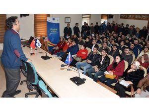 AB Bilgi Merkezi, inovasyon eğitimi düzenledi
