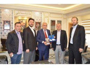 Erbakan Vakfı'ndan Başkan Güler'e Ziyaret