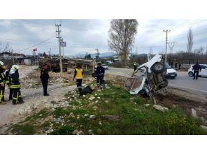 Yatağan'da Kaza: 2 Ölü
