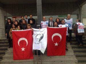 Türk Büro-sen Eskişehir Şube Başkanı Zafer Güney: