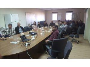 Harran Üniversitesinde Yalın Üretim Teknikleri Anlatıldı