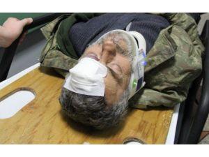 Tramvaya Çarpan Şahıs 3 Kez Hastaneden Kaçtı