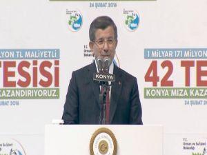 Davutoğlu: Cerattepe'de maden çalışmaları mahkeme sonuçlanana kadar duracak