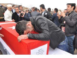 Şehit Uzman Çavuş, Besni'de toprağa verildi