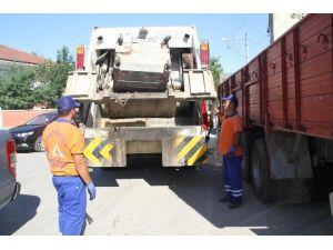Akyazı Belediyesi Çöp Toplama Sisteminde Değişiklik Yaptı