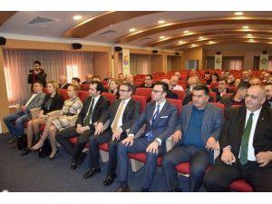 Ukraynalı İş Adamlarından Gtso'ya Ziyaret