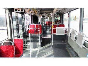 İETT Otobüslerine 'Panik Butonu' Geliyor
