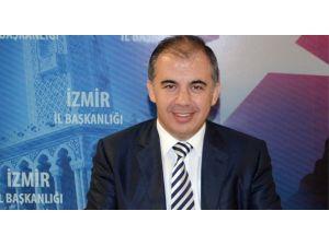 AK Parti İzmir'de 6 Yönetici Görevden Alındı