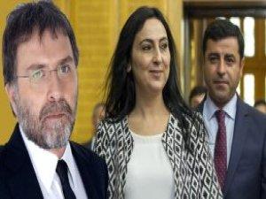 Ahmet Hakan'dan HDP'li Vekillere: Kendinizi Patlatsanıza