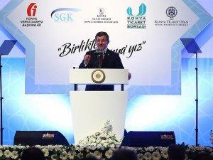 Davutoğlu: Konya 2016 yılı için İslam Dünyası Turizm Başkenti ilan edildi