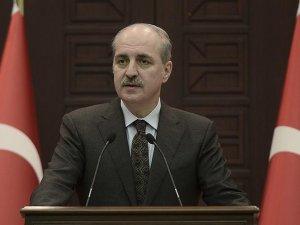 Başbakan Yardımcısı Kurtulmuş'tan Kırkıncı'nın ailesine taziye