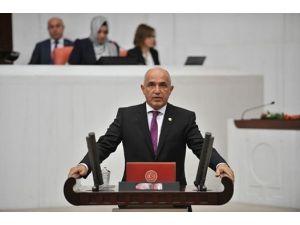 Milletvekili Mustafa Ilıcalı'dan Taziye Mesajı