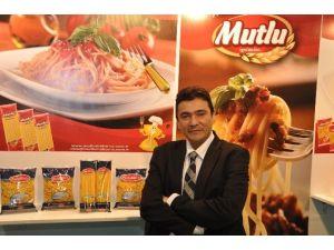 Dubai Gulfood 2016 Uluslararası Gıda Ve Gıda Teknolojileri Fuarının Yıldızı 'Mutlu Makarna'