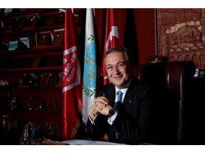 """Nevşehir Belediye Başkanı Hasan Ünver, """"Kültür Turizmini Kongre Turizmi İle Taçlandırabiliriz"""""""