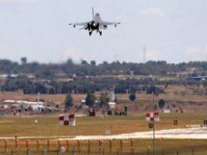 Suudi Arabistan Uçakları ve Öncü Birlikleri İncirlik'te