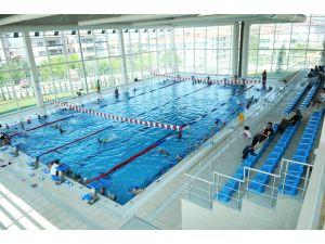 Nilüfer Belediyesi havuzlarının kalitesi tescillendi