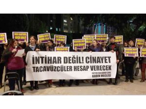 Adanalı eğitimciler: Cansel Buse intihar etmedi, katledildi