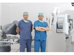 Robotik Cerrahi İle Prostat Kanseri Ameliyatı