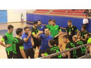 Düzce Voleybol Takımı Eskişehir'de Oynayacak