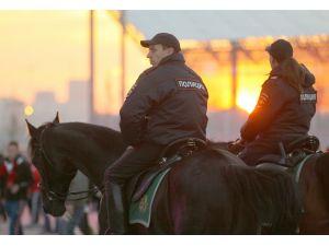 Lokomotiv Moskova – Fenerbahçe maçında 2 bin polis görev yapacak