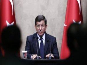 Davutoğlu: Türkiye'nin Güvenliği Söz Konusu Olduğunda Ateşkes Bizi Bağlamaz