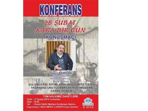 Gazeteci Yazan Sinan Burhan Postmodern Darbe Dönemini Anlatacak