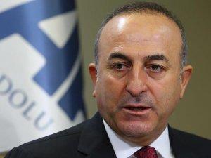 Çavuşoğlu: PYD arazide ABD'yi de satmaya başladı