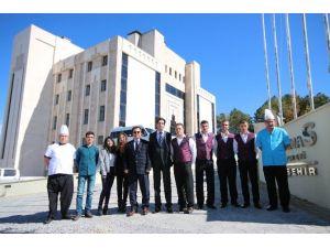 Anamas Konukevi'ni Selçuk Üniversitesi İşletecek