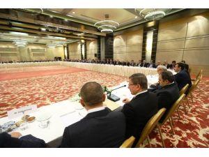 AK Parti Konya Ailesi İstişare Toplantısında Buluştu