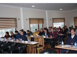 İzin İrtifak Semineri Akçakoca'da Başladı