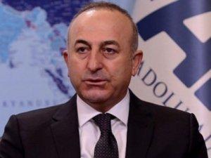 Mevlüt Çavuşoğlu: PYD ABD'yi sattı