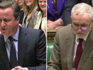 Cameron'dan Corbyn'e: Doğru dürüst giyin