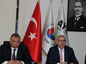 Türkiye'nin ilk gıda serbest bölgesi Aydın'da kurulacak