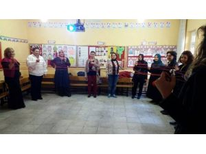 Köyceğiz Atatürk İlkokulu'nda Aile Eğitimi