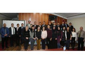 Ünye Belediyesi Personeline Hizmet İçi Eğitim Semineri