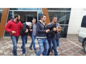 Kocaeli'de AVM Soyan Hırsızlar İstanbul'da Suçüstü Yakalandı