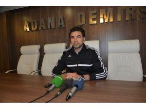 Adana Demirspor'da Şampiyonluk Stresi