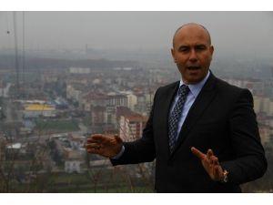 """Başkan Togar: """"Tekkeköy, Türkiye'nin En Kirli, En Zehirli İlçesi Haline Gelmiş"""""""