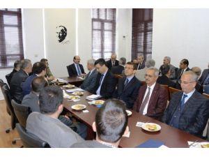 İskenderun'da Değerlendirme Ve Koordinasyon Toplantısı
