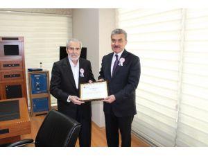 Vergi Dairesi Başkanı Yunus Poyraz, Verginin Önemini Anlattı