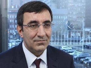 Kalkınma Bakanı Yılmaz'dan uluslararası topluma Suriye çağrısı