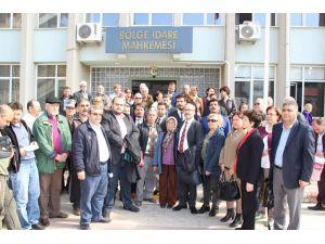 Jeotermal tesis için ÇED davası açıldı