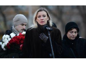 Zaharova: Türkiye, Suriye sınırında saldırganlık yapıyor