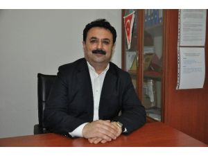 Başkan Solgun'dan Gazetecilere Ziyaret