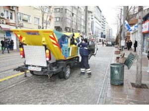 Sokaklar Whatsapp'la Temizlenecek