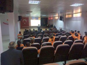 Aile içi iletişim semineri düzenlendi