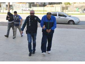 Alanya'da Çelik Kasa Hırsızları Yakalandı