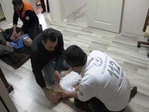 AFAD Personeline Temel Yaşam Desteği Eğitimi Verildi